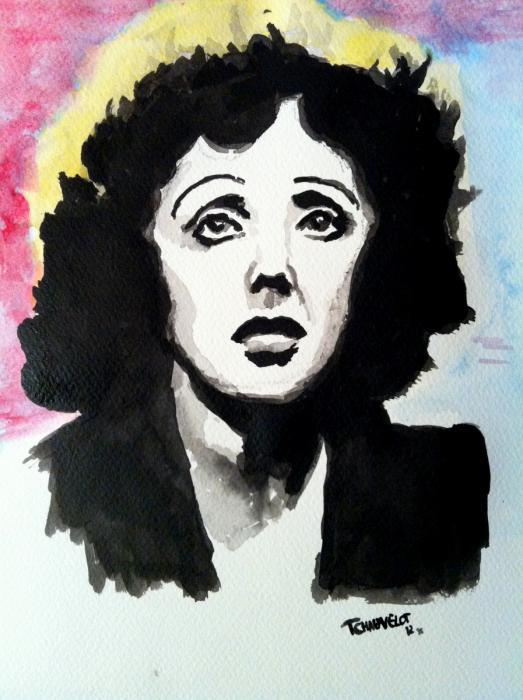 Edith Piaf por maximuslevrai